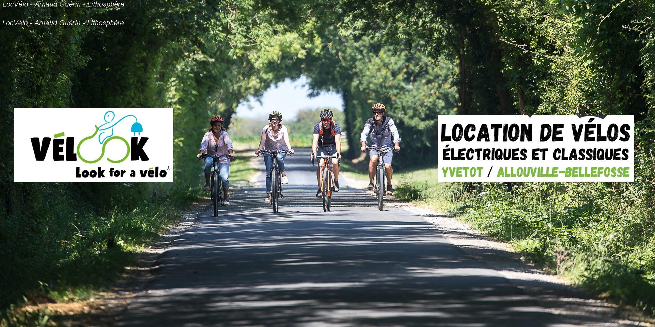 Louez vos vélos pour de belles balades le long de nos routes de campagne